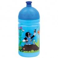 Bino - Zdravá lahev Krtek modrá