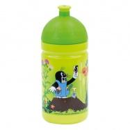 Bino - Zdravá lahev Krtek zelená