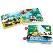 Bino Knižka s príbehom Krtko a Panda