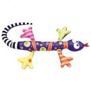 Bino - Ještěrka fialová 80 cm