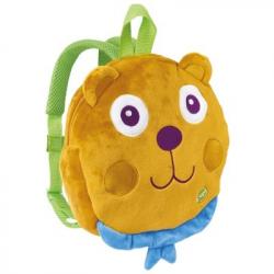 Bino Plyšový batoh medveď