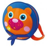 Bino Okrúhly batoh medveď
