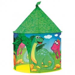 BINO Dziecięcy namiot - Gród dinozaura