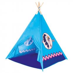 Bino Indiánske típí modré