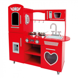 Bino Kuchyňka červená