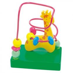 Bino - Motorický labyrint - žirafa