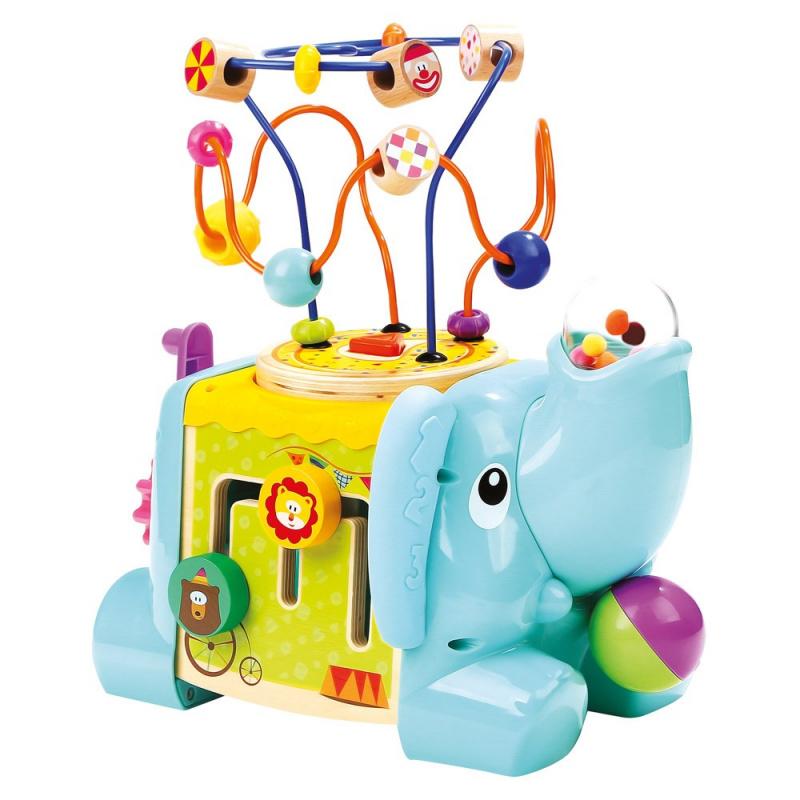 Motorická kostka slon