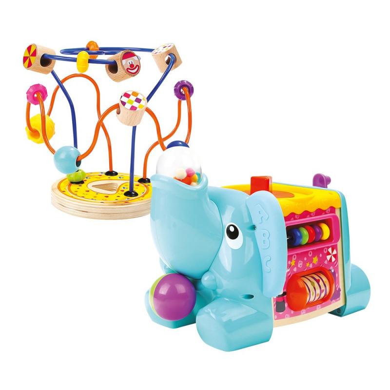 Motorická kocka slon