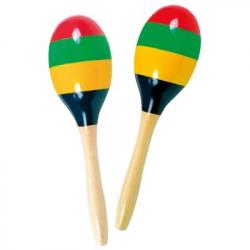 Bino - Drevené farebné rumbakoule