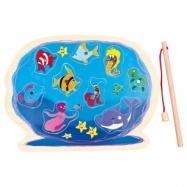 Bino puzzle - Akvárium s prútom