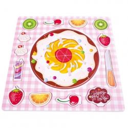 Bino puzzle - Ovocný koláč