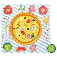 Bino puzzle - PIZZA
