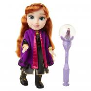 Frozen 2: panenka Anna a sněhová hůlka