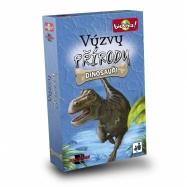 Hra Výzvy přírody - Dinosauři