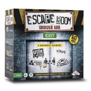 Hra Escape room - úniková hra
