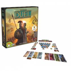 hra 7 divov sveta DUEL