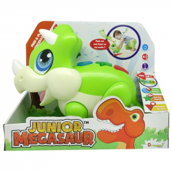 Junior Megasaur: Triceratops z dźwiękami
