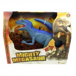 Mighty Megasaur: Walking Raptor z dźwiękami