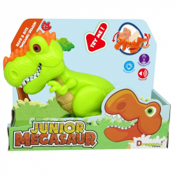 Junior Megasaur: T-Rex - zielony