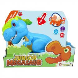 Junior Megasaur: T-Rex - niebieski