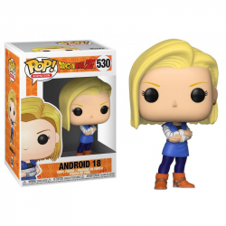 Funk POP Animation: DBZ S5 - Android 18