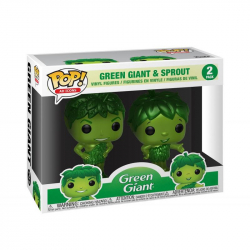 Funko POP Ad Icons: Green Giant &Sprout 2PK