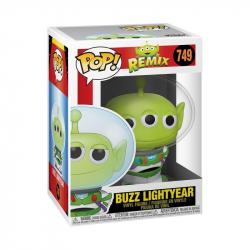 Funk POP Disney: Pixar- Alien as Buzz