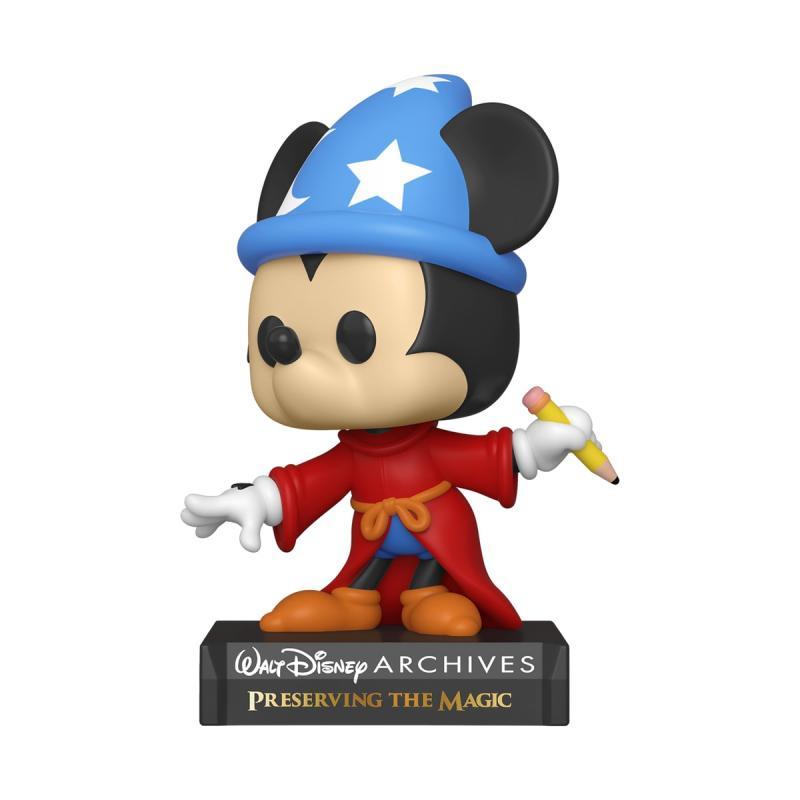 Funko POP Disney: Archives S1 - Apprentice Mickey