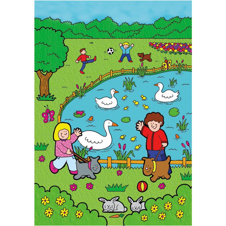 Magia wody dla najmłodszych - Zwierzęta