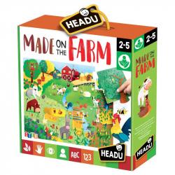 HEADU: Vyrobeno na farmě