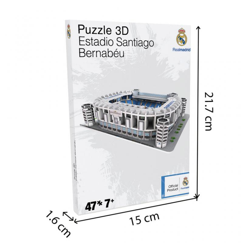 Nanostad MINI: Santiago Bernabeu (Real Madryt) / MINI