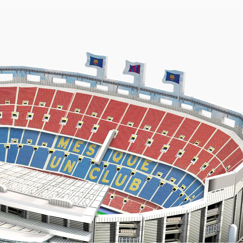 Nanostad MINI: Camp Nou (FC Barcelona) - MINI