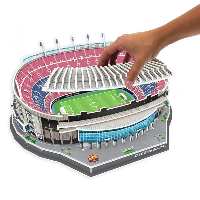 Nanostad BASIC: HISZPANIA - Camp Nou (FC Barcelona)