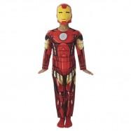 Avengers: Assemble - Iron Man Deluxe - vel. L