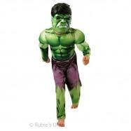 Avengers: Assemble - Hulk Deluxe - vel. S