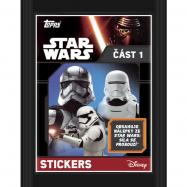 Star Wars EP VII .: balíček samolepiek