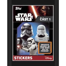 Star Wars EP VII .: zestaw naklejek