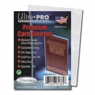 UltraPro: Platinum Premium Card Sleeves