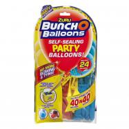 Zuru - party balóniky (červená, modrá, žltá)