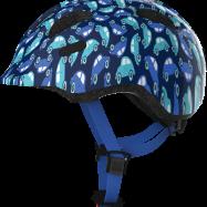 Helma ABUS Smiley blue car M 50-55cm