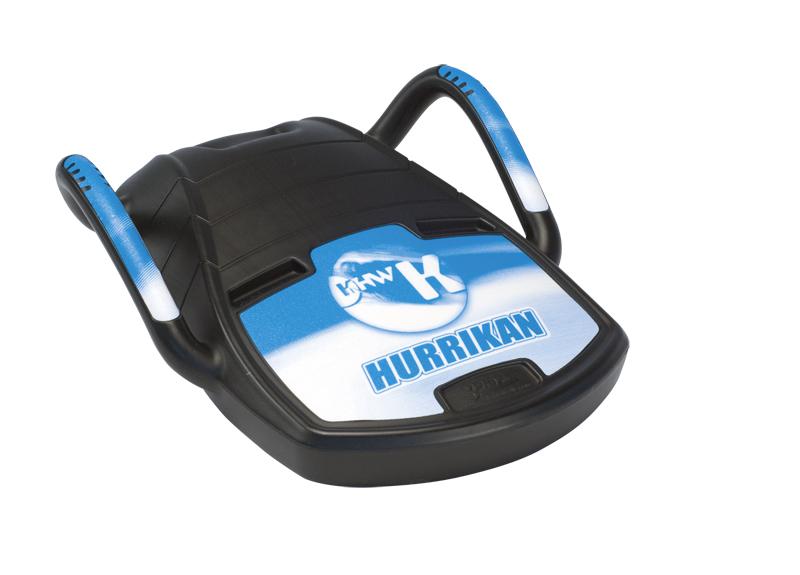 Boby moderní Hurrikan černé