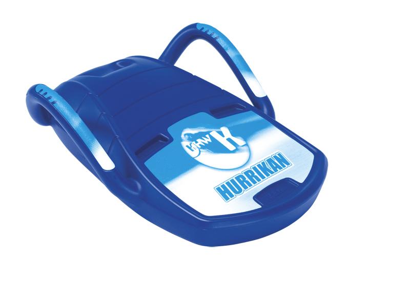 Boby moderní Hurrikan modré