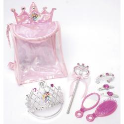 Disney Princesses - Plecak z akcesoriami dla księżniczki