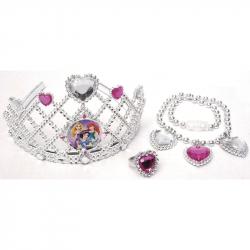Księżniczki Disneya - Korona i biżuteria dla księżniczki
