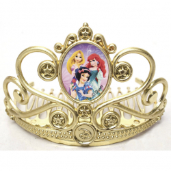 Disney Princesses - Złota korona dla księżniczki