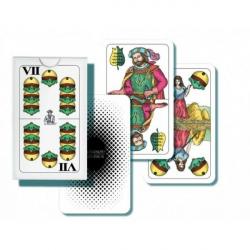 Mariáš dvojhlavý spoločenská hra karty v papierovej krabičke
