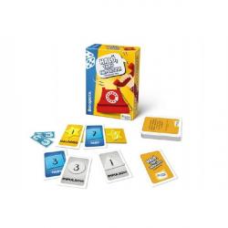 Haló, tu impulz spoločenská vedomostnú hra v krabici 10,5x15,5x4,5cm