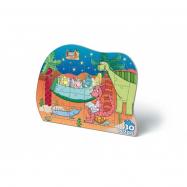 Puzzle deskové Prehistoric Junior 33x24,5cm 30 dílků