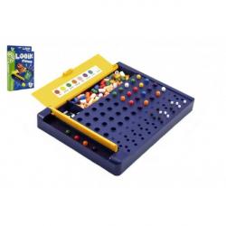 Logik junior spoločenská hra hlavolam v krabici 19,5x29x3,5cm