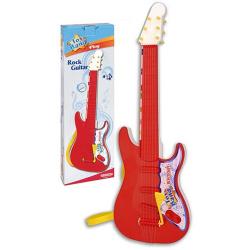 Rocková gitara 6 strunová